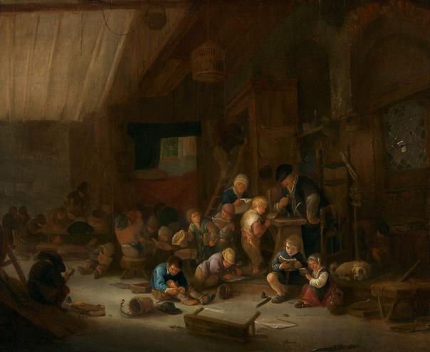 Исаак ван Остаде (нидерл. Isaac van Ostade, 2 июня 16211649( 28 лет)) нидерландский художник. Исаак ван Остаде, брат и ученик Адриана ван Остаде, стал работать самостоятельно с конца 30-х гг.