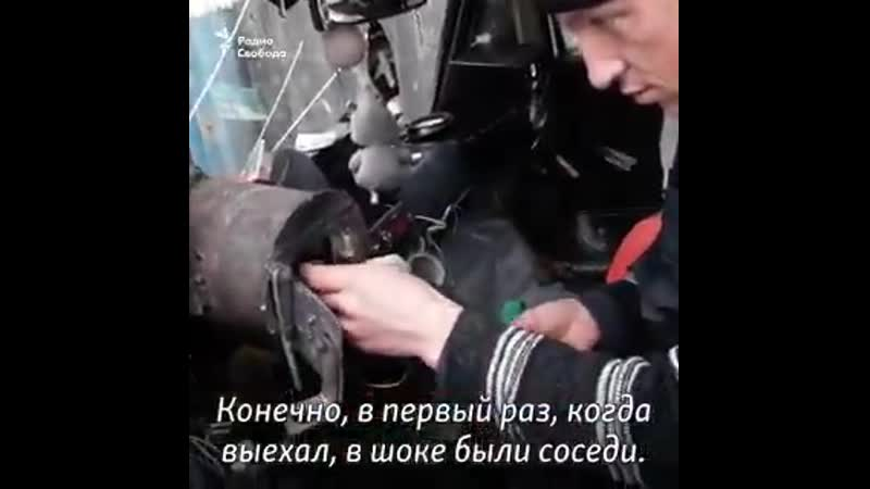 Вы когда-нибудь видели Audi 40 Посмотрите. Создатель живет в Могилевской области и с радос