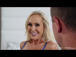 Gorgeous blonde milf with big tits Brandi Love fucked her new lover and enjoyed it  PERFECT GIRLS