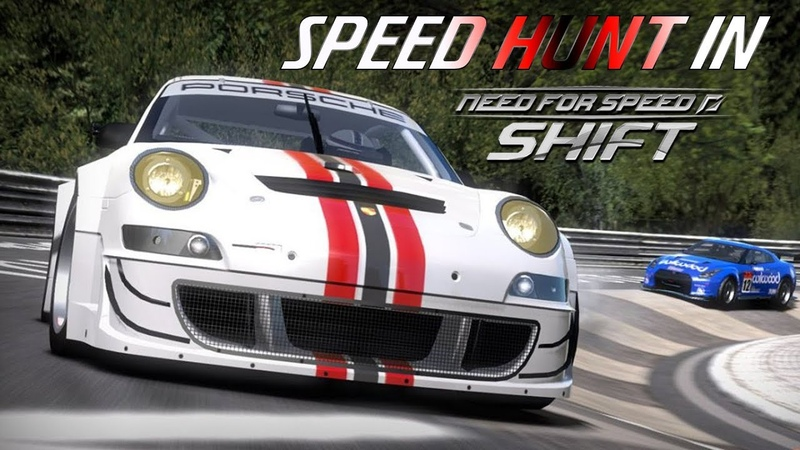STREAM SPEED HUNT IN NEED FOR SPEED SHIFT 1