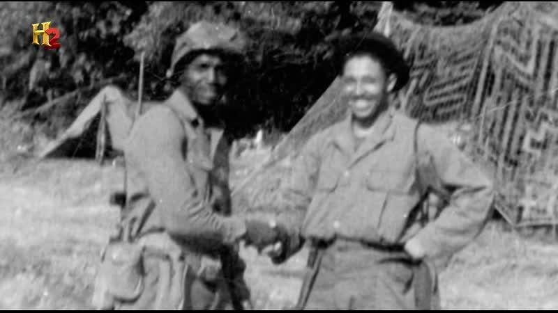 History Channel Далёкий берег Афроамериканцы в День Д