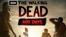 The Walking Dead 400 Days PS4 1080p/60fps let's play Longplay No Commentary