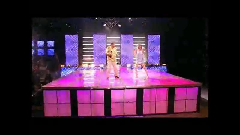 Гала-концерт Шоу 2 звезды - Жанет/Janet Геннадий Давыдько - Потолок ледяной;На крылечке вдвоем