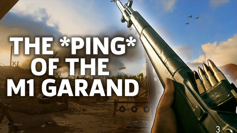 Why Does The M1 Garand Ping?