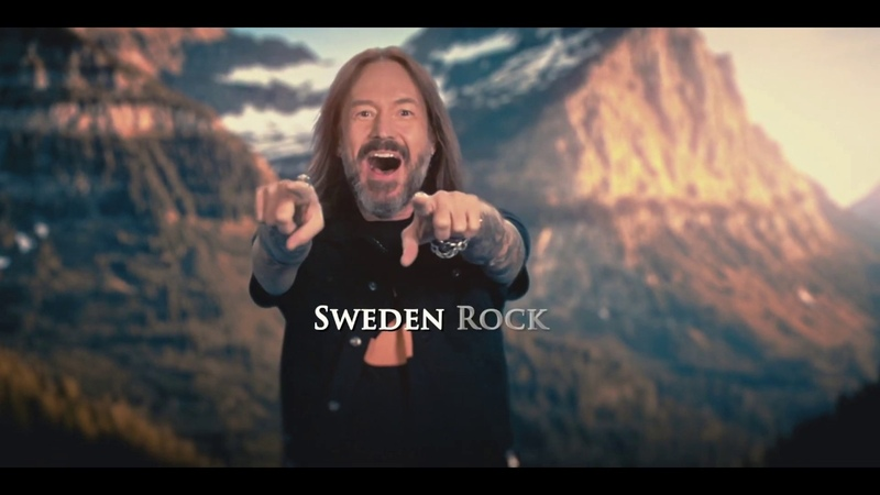 HAMMERFALL [2019] - (We Make) Sweden Rock (Official Lyric Video) | Napalm Records☆★☆★☆