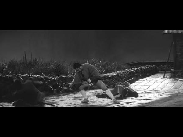 Продолжение истории Затойчи_The Tale Of Zatoichi Continues 1962 HDRip