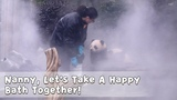 Nanny, Let's Take A Happy Bath Together! iPanda
