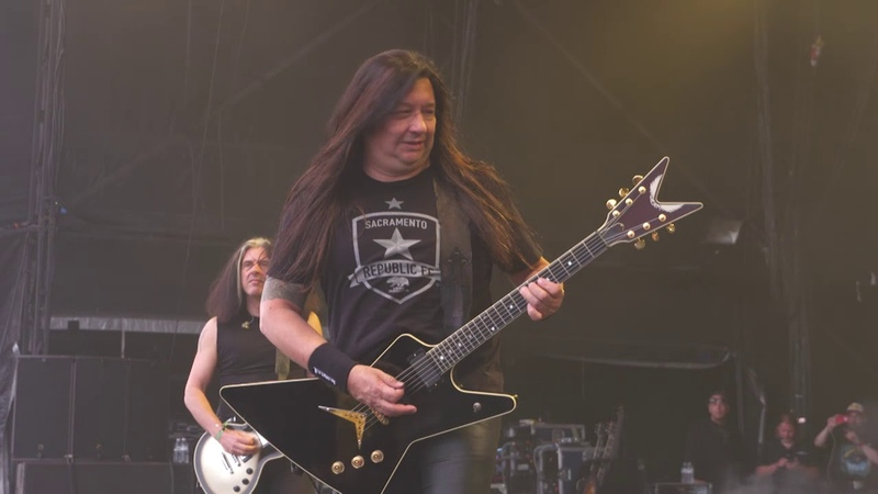 TESTAMENT - Full Set Performance - Bloodstock 2017