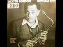 DEXTER GORDON GOTHAM CITY