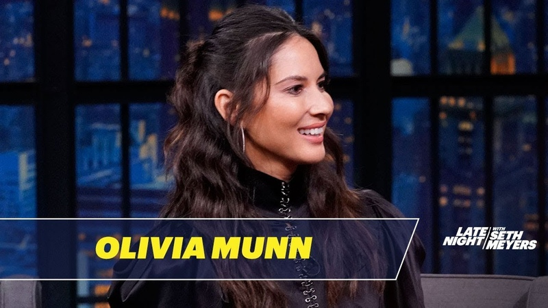 Olivia Munn's Family Visits the Local Chinatown Wherever They Travel