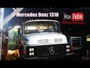Mercedes Benz 1318 fabricado em 1989 é encontrado Zero KM