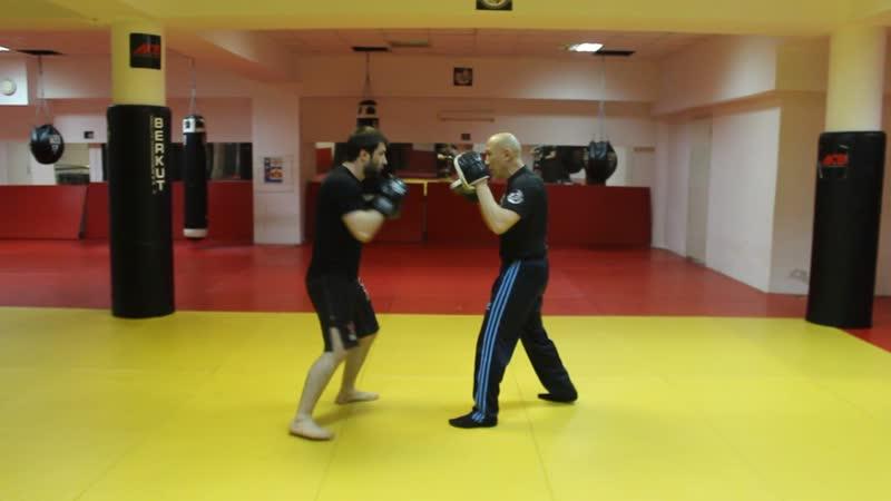 Персональные тренировки Бокс Тренер Балаян Андрей Гримович (7 903 441 5841)