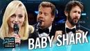 The Biggest 'Baby Shark' Ever w/ Sophie Turner Josh Groban