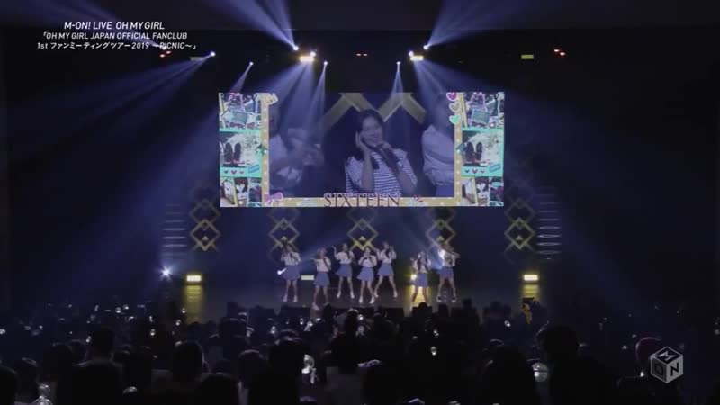 · Concert · 190502 · OH MY GIRL · 1st Japan Fanmeeting Tour Picnic In Tokyo ·