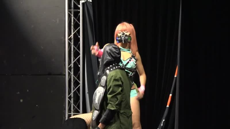 Brittany Blake Britt Baker vs Bobbi Tyler Hana Kimura vs Queen's Quest Bea Priestley Konami