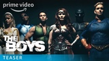 The Boys - Uncensored Teaser Trailer Spank Prime Video