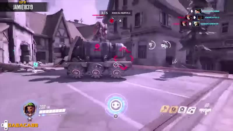 [Dabacabb] When Your Ult is PERFECT! Overwatch Funny Epic Moments 807
