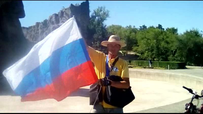 Бессмертный полк в Волоограде из Москвы! Молодежное Движение ФОРСИ!