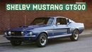Vintage Shelby GT500 Commercials and Driving Footage 1967 - 2013