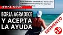BORJA SI AGRADECE Y ACEPTA EL DINERO DE VOX FAKENEW