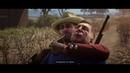 Red dead redemption 2.часть-43 Каторжник.Корнуэлл.Смерть Хэмиша!Военный параход!