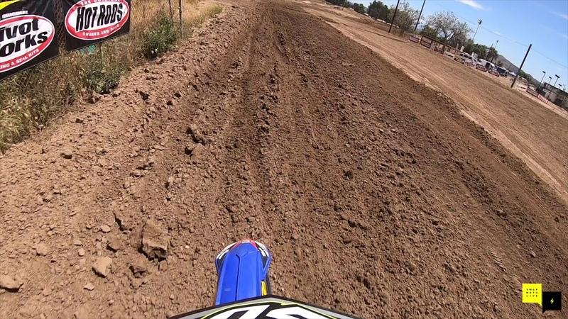 GoPro Onboard | Coty Schock at Perris Raceway