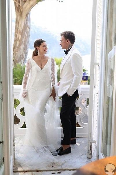 Регина Тодоренко и Влад Топалов сыграли свадьбу в Италии: первые фото