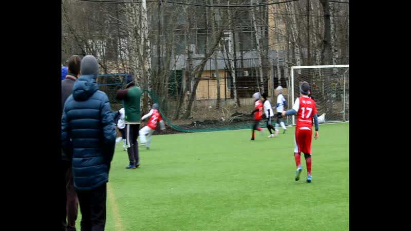 14.04.2019, Сетунь, ДЛФЛ, Западная лига, дивизион 201011
