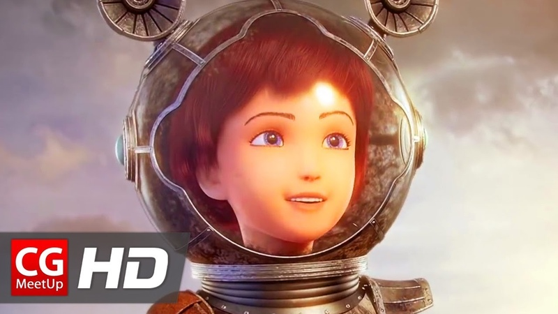 **Award Winning** CGI Animated Short Film: Green Light by Seongmin Kim | CGMeetup