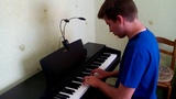 My first piano studies - F. Kuhlau - 6 Variations on an Austrian Folk Song.