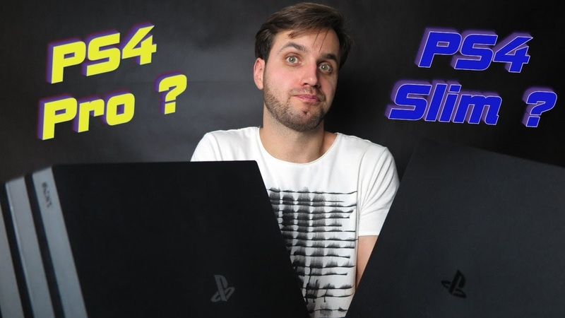 PS4 Pro или PS4 Slim — что выбрать в 2019 году?