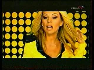 staroetv.su / Горячая десятка (Россия, 26.11.2002) 7 место. Ирина Салтыкова - Алло, алло