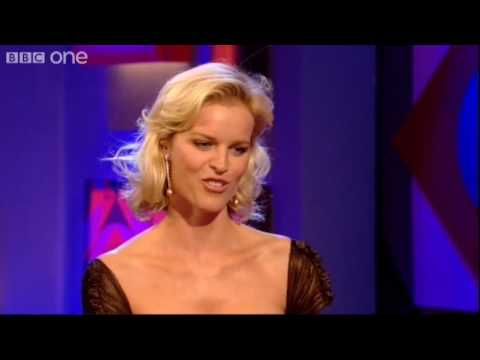 Eva Herzigova - Friday Night with Jonathan Ross - BBC One