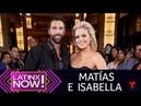 La historia de amor de Matías Novoa e Isabella Castillo Latinx Now Entretenimiento