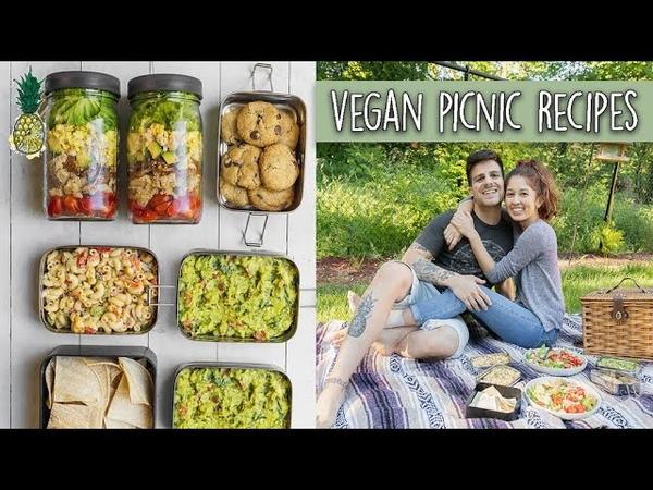4 Easy Vegan Picnic Recipes