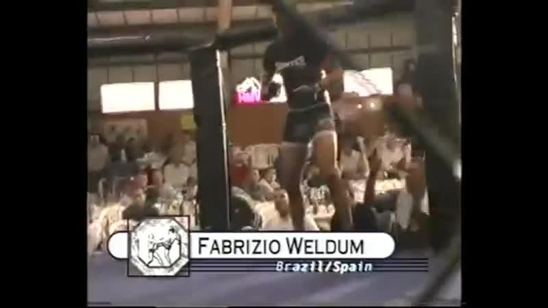 Fabricio Werdum vs James Zikic - Millennium Brawl 8 - September 22, 2002