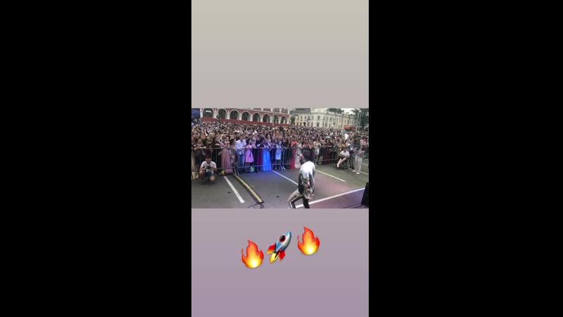 Миша Марвин История Instagram 23 06 2019 marvin misha