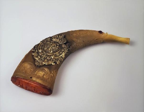 """""""Табачный Рог"""" первоначально был вырезан в Данциге (Германия"""