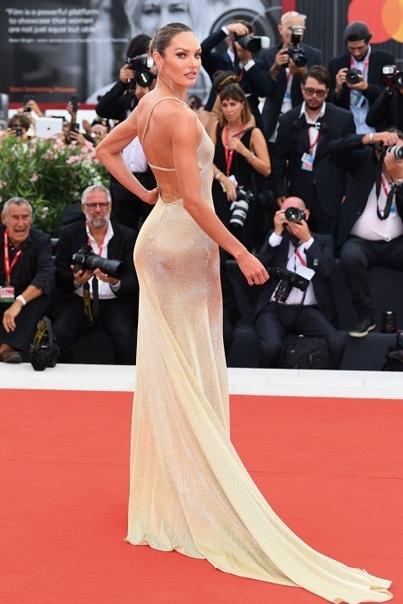 Венеция-2019: Карин Денев, Жюльет Бинош и другие звезды на церемонии открытия фестиваля. Часть 1