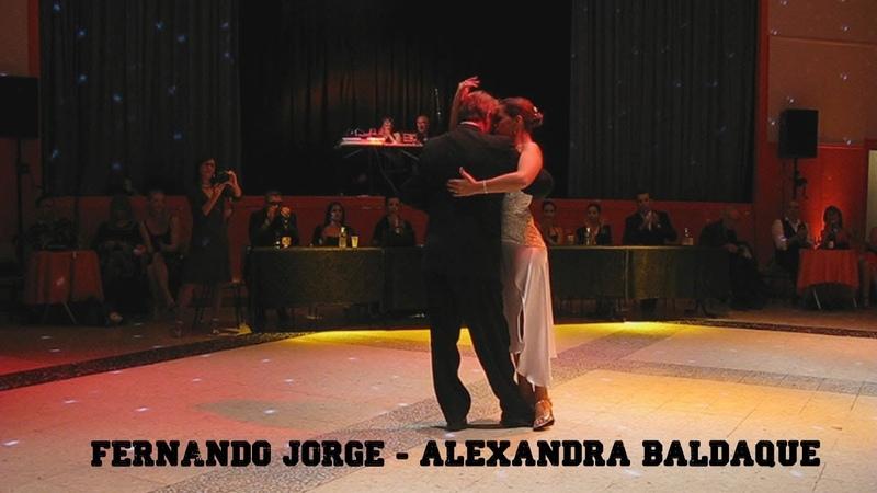 Alexandra Baldaque Fernando Jorge Traje de novia Aix Tango Festival