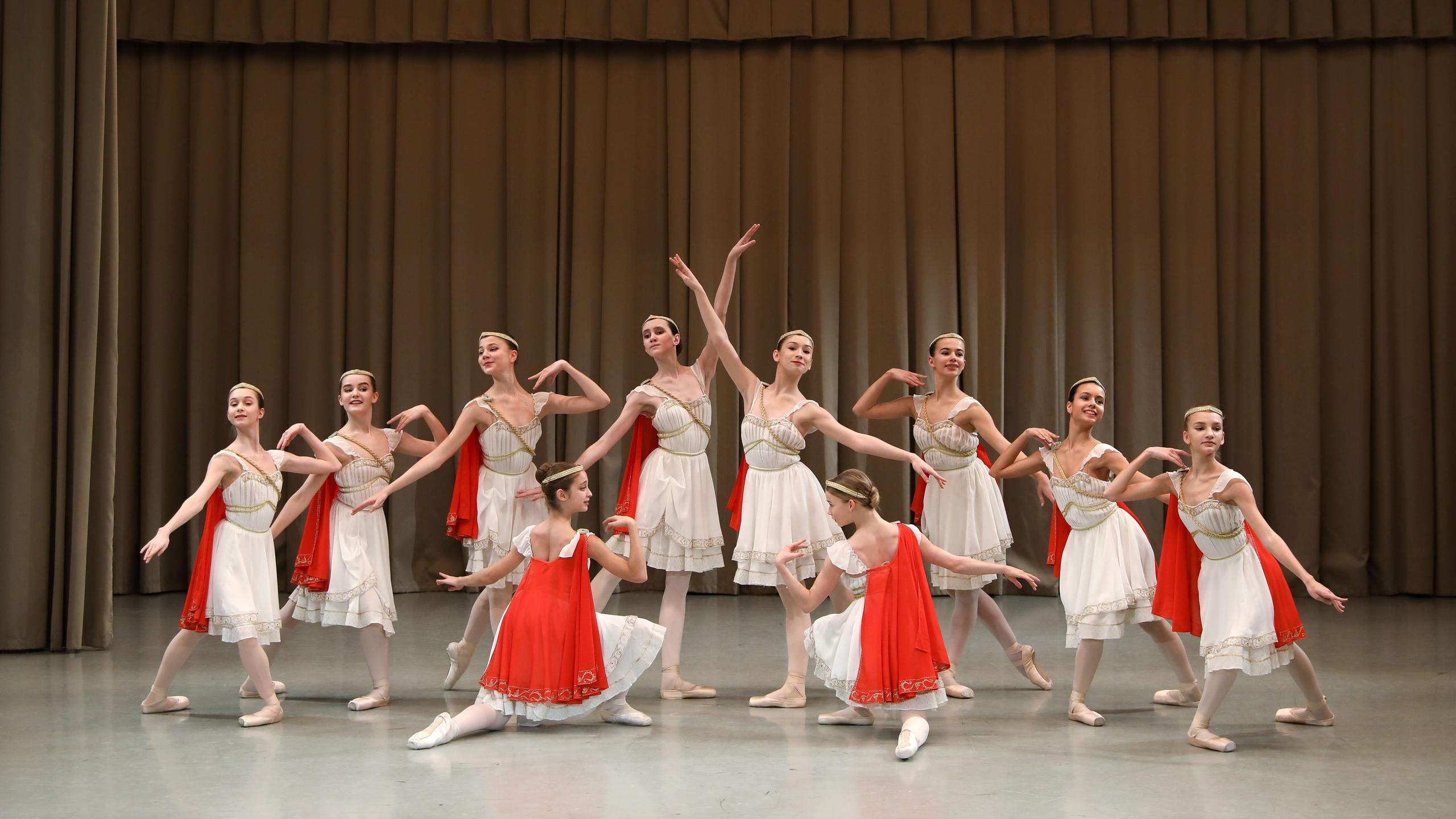 Концерт сценической практики. 4/8 класс.