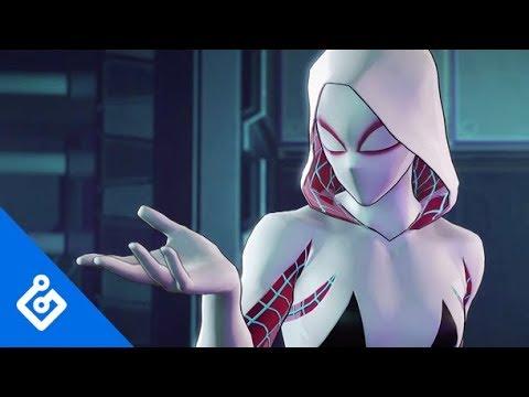 Exclusive Spider-Gwen Gameplay - Marvel Ultimate Alliance 3
