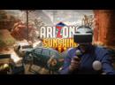Arizona Sunshine VR 1   Истребление зомби. Меня порвали на куски   VR GAMECLUB Хабаровск