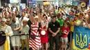 Чемпионов мира U 20 встречают в аэропорту Борисполь