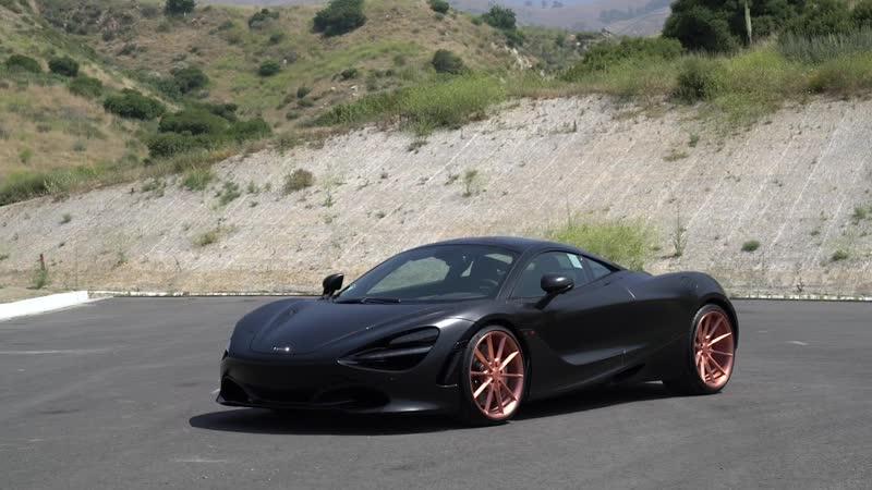 McLaren. Forgiato