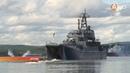 Морские пехотинцы Северного флота приступили к масштабным учениям