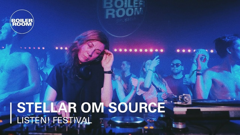 Stellar OM Source | Listen! x Boiler Room