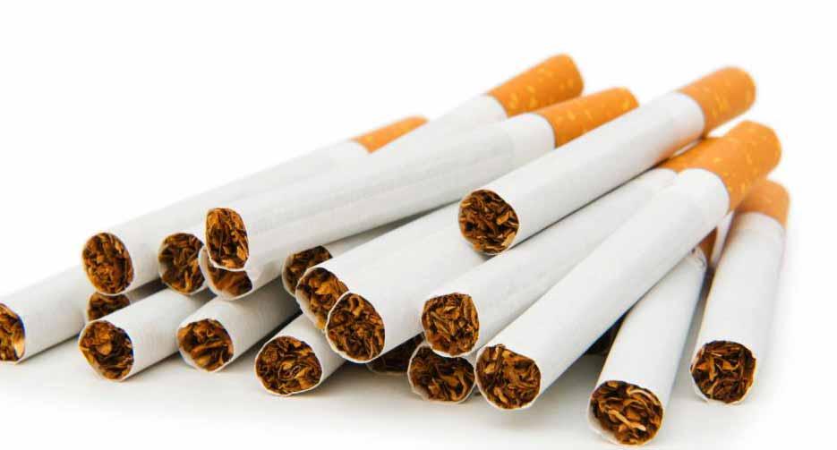 Курение является одной из наиболее распространенных причин рака легких.
