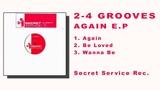 2-4 Grooves - Be Loved (Again e.p.)