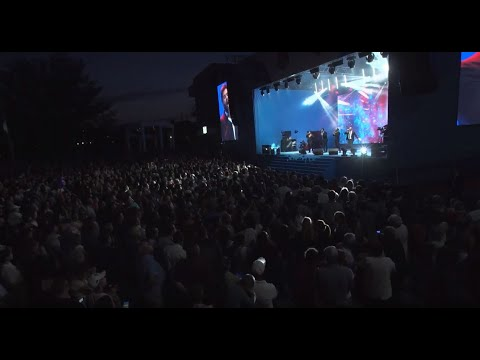LIVE: Праздничный концерт по случаю инаугурации вновь избранного Башкана Гагаузии
